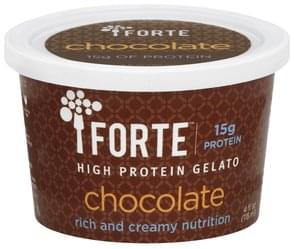 Forte Gelato High Protein, Chocolate