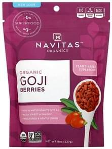 Navitas Goji Berries Organic