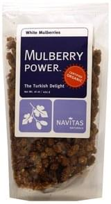 Navitas White Mulberries