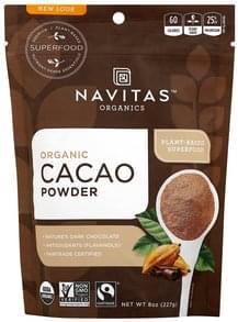 Navitas Cacao Powder Organic