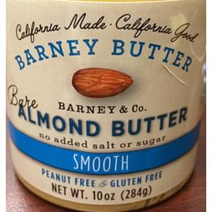 Barney & Co. Bare Almond Butter Smooth