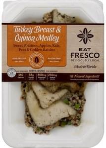 Eat Fresco Turkey Breast & Quinoa Medley