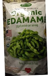 Eda-Zen Organic Edamame Young Soybeans in Pods