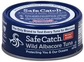 Safe Catch Wild Tuna Albacore