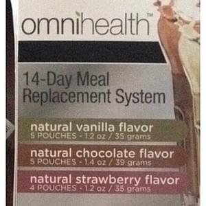 OmniHealth Meal Replacement System