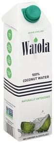 Waiola Coconut Water 100%