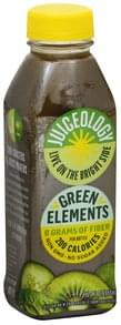 Juiceology Juice Drink Blend Green Elements