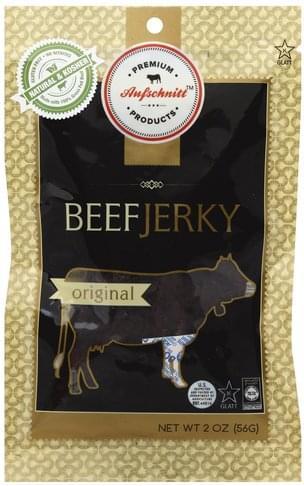 Aufschnitt Original Beef Jerky - 2 oz