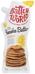 Batter World Pancake Batter Original