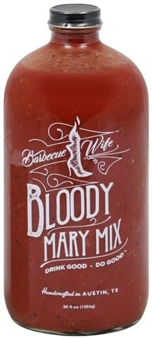 Barbecue Wife Bloody Mary Mix - 36 oz