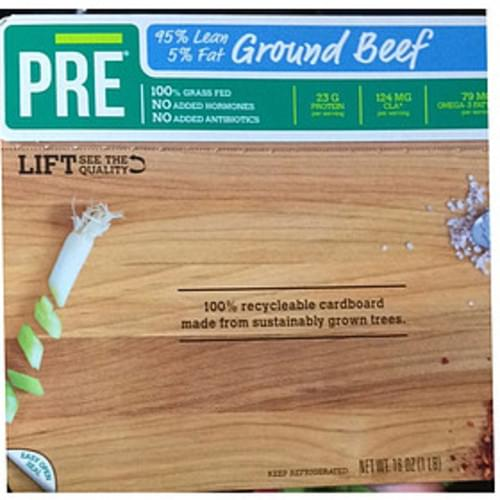 Pre Taste the Obsession Lean Ground Beef - 113 g