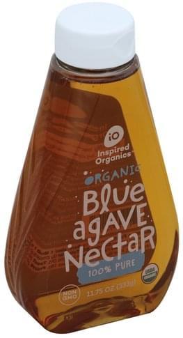 Inspired Organics Organic Blue Agave Nectar - 11.75 oz