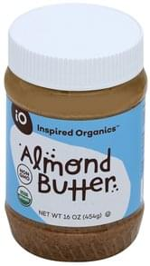 Inspired Organics Butter Almond