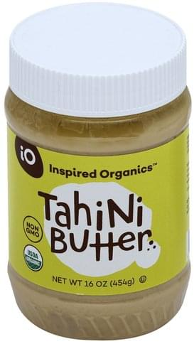 Inspired Organics Butter Tahini - 16 oz