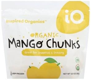 Inspired Organics Mango Chunks Organic