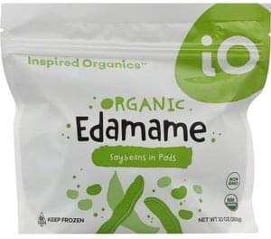 Inspired Organics Edamame Organic