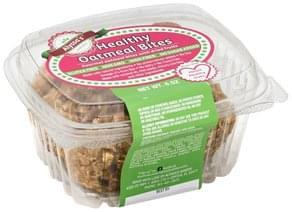 Alyssas Oatmeal Bites Healthy