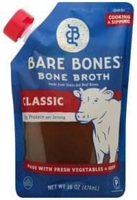 Bare Bones Bone Broth Classic