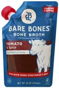 Bare Bones Bone Broth Tomato & Spice