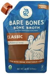 Bare Bones Bone Broth Classic
