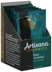 Artisana Nut Butter Raw Almond