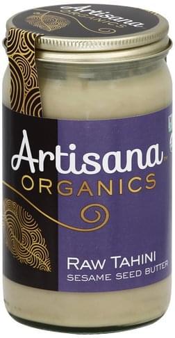 Artisana Raw Tahini Sesame Seed Butter - 14 oz