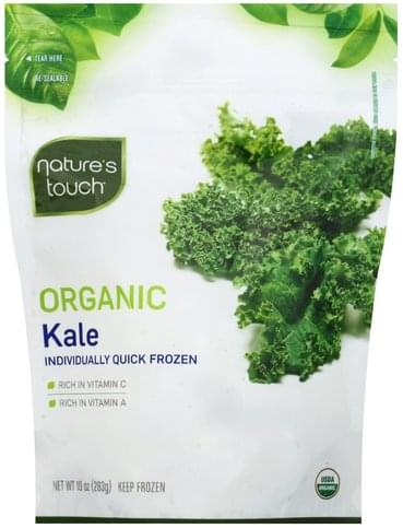 Natures Touch Organic Kale - 10 oz