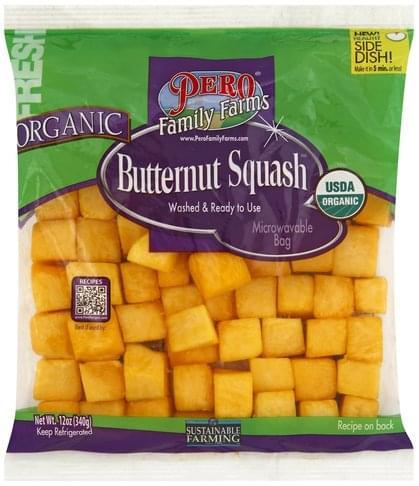 Pero Organic Butternut Squash - 12 oz