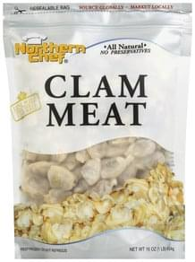 Northern Chef Clam Meat