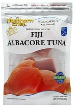 Northern Chef Tuna Fiji Albacore
