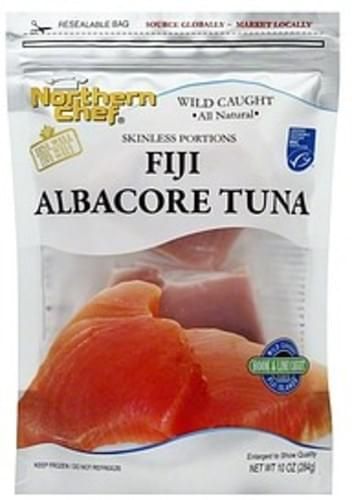 Northern Chef Fiji Albacore Tuna - 10 oz