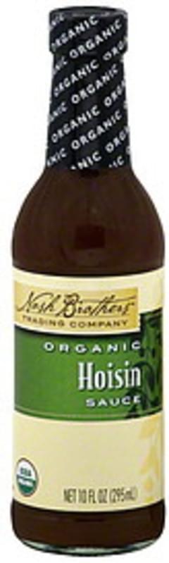 Nash Brothers Trading Company Hoisin Sauce Organic