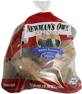 Newman's Own Russet Potatoes