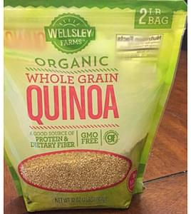 Wellsley Farms Oganic Whole Grain Quinoa