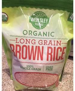 Wellsley Farms Long Grain Brown Rice