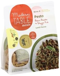 Modern Table Bean Pasta & Veggie Kit Pesto
