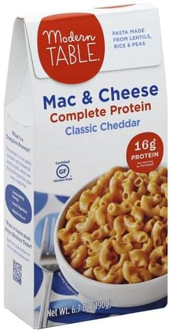 Modern Table Classic Cheddar Mac & Cheese - 6.7 oz