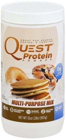 Quest Multi-Purpose Mix Protein Powder - 32 oz