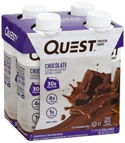 Quest Protein Shake Chocolate