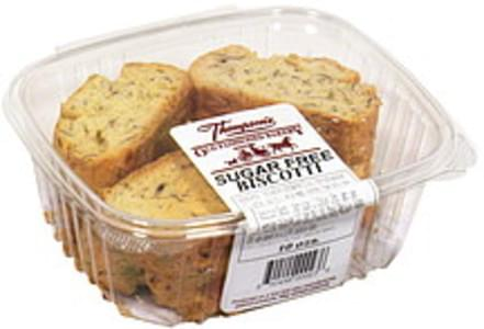 Thompson's Old Fashioned Bakery Biscotti Sugar Free