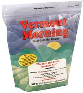 Vermont Morning Multi-Grain Hot Cereal
