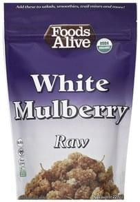 Foods Alive Wild Mulberry Raw