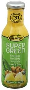 Cell nique Super Green Lemon Ginger