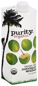 Purity 100% Coconut Water Organic