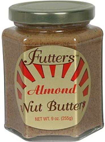 Futters Almond Nut Butters - 9 oz