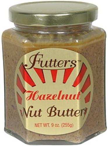 Futters Hazelnut Nut Butters - 9 oz