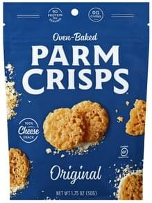 ParmCrisps Cheese Snack Oven-Baked, Original