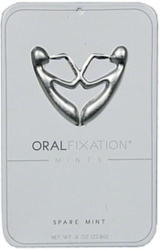 Oral Fixation Spare Mints - 0.8 oz