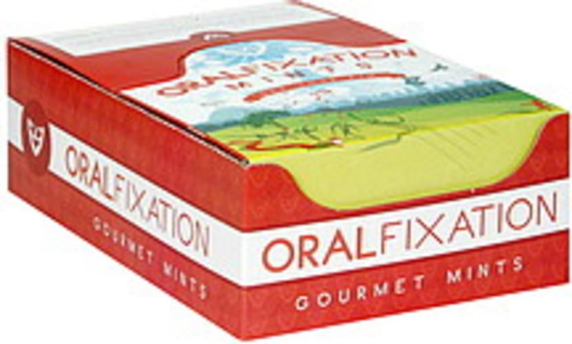 Oral Fixation Classical Peppermint Gourmet Mint - 1 ea