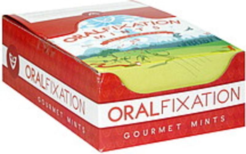 Oral Fixation Lime Mint Cocktails Gourmet Mint - 1 ea